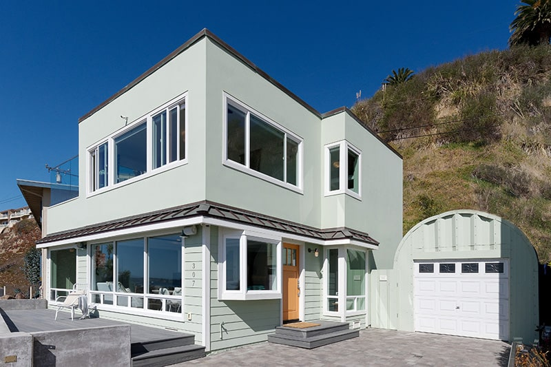 A beautiful whole house remodel on the beach